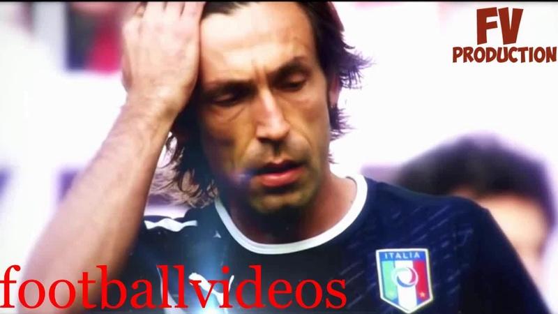 Andrea Pirlo лучшие моменты и голы