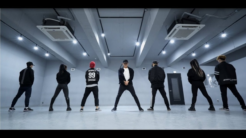 HOYA 호야 'All Eyes On Me' Dance Practice Video CHOREOGRAPHY