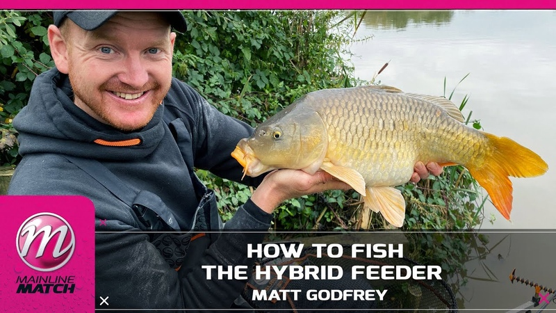 Mainline Match Fishing TV How To Fish The Hybrid Feeder