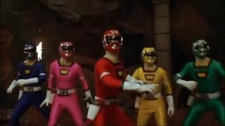 Power Rangers: A Turbo Movie (1997) Full Movie