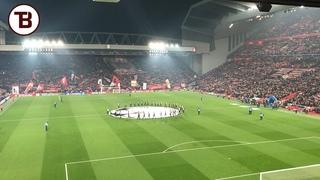 YNWA Before Liverpool FC v KRC Genk.
