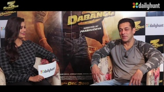 Up, Close and Personal with the King of Bollywood SALMAN KHAN, before the mega release of DABANGG 3