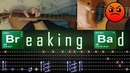How to play Breaking Bad Guitar Tutorial TABS Fingerstyle
