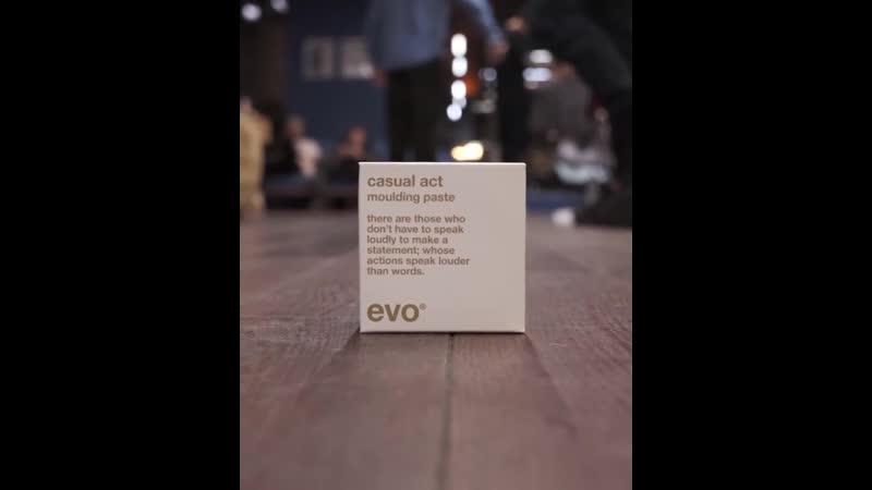 """В 5/8"""" на 1905 года вы можете приобрести моделирующую пасту от австралийского брэнда @ evohair со скидок 40%! Спешите, осталось"""