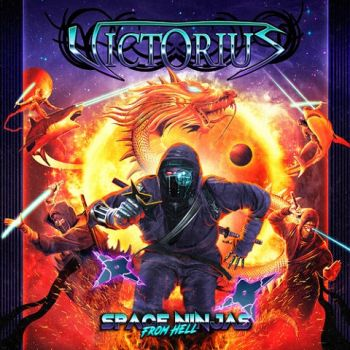 Victorius - Space Ninjas From Hell