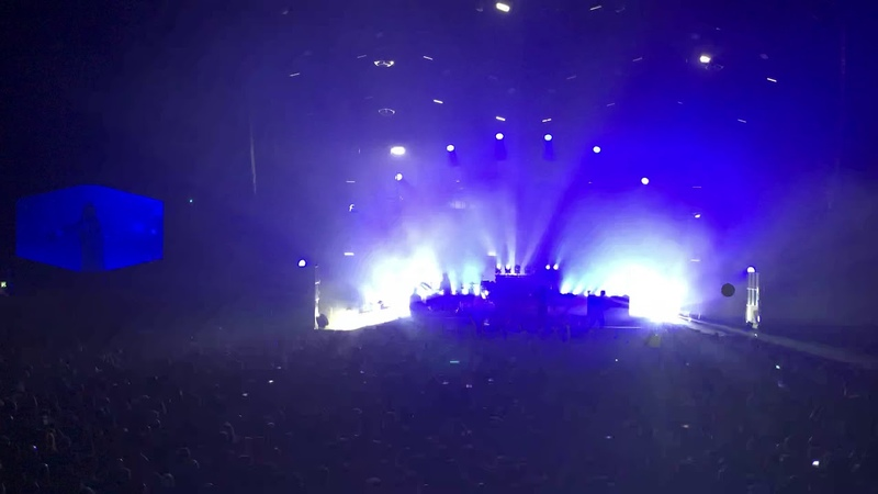 The Prodigy Get Down not complete live @ Max Schmeling Halle Berlin