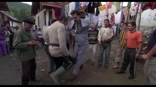 Borat's Disco Dance · coub коуб