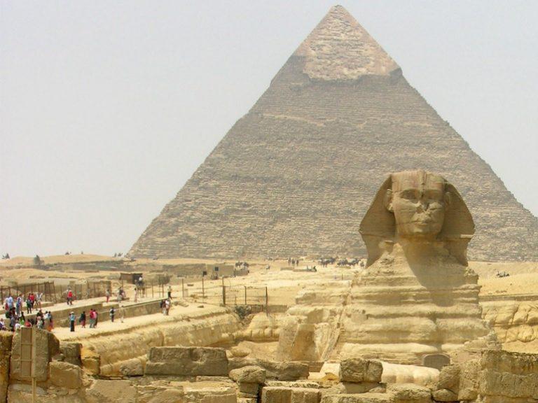 Следы древних цивилизаций на Земле