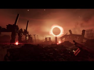 Apocalyptic environment in real time made with unity