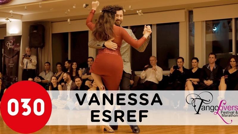 Vanessa Gauch and Esref Tekinalp Se dice de mí
