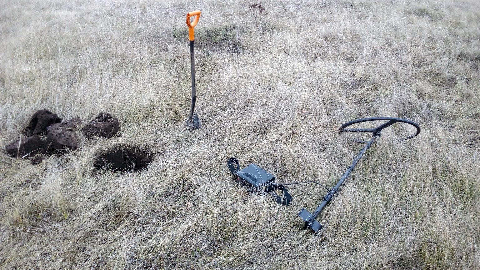 Как работать с глубинным металлоискателем и нужен ли он?, изображение №1