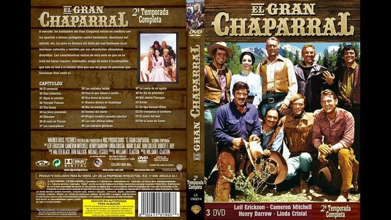 El gran Chaparral-Cap 77-*Guerrero cara palida*