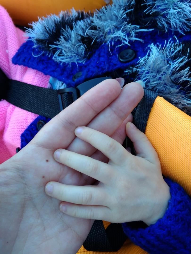 Светлана Кочурова: «Когда Лёня даёт мне руку, это делает мой день» (история волонтёра), изображение №2