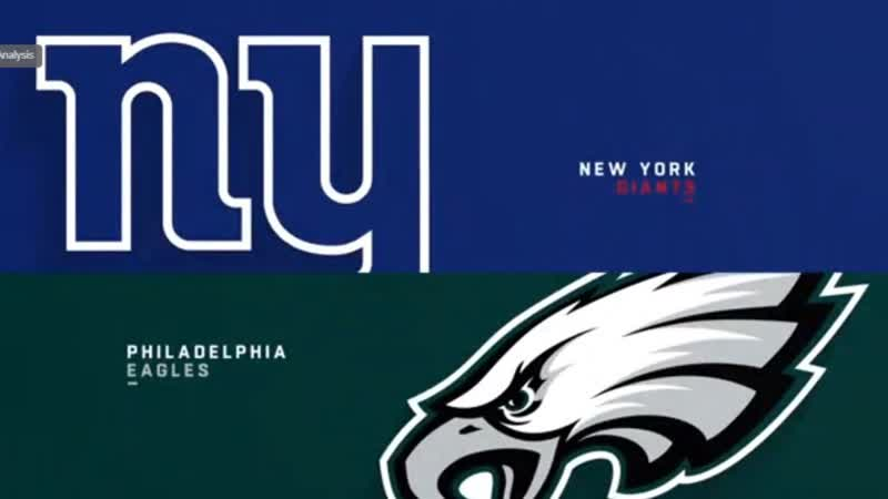 NFL 2017-2018, Week 03, New York Giants - Philadelphia Eagles, EN