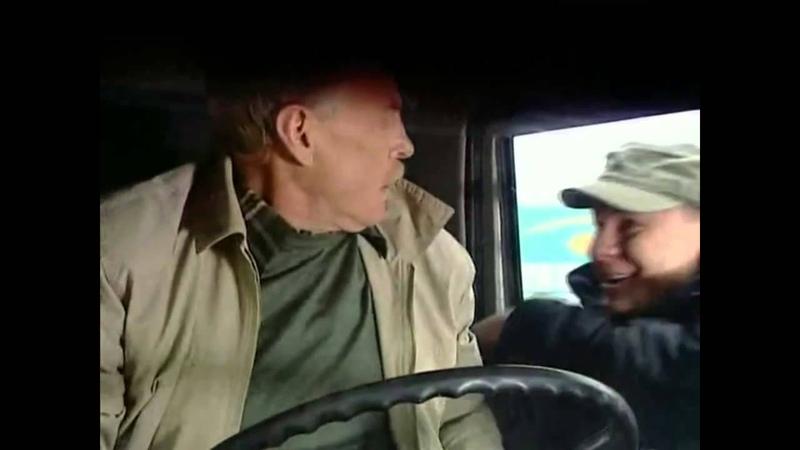 Иваныч Прощается с Камазом 54115 У машины тоже есть сердце самый грустный момент из дальнобойщиков