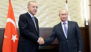 """Вести.Ru: """"Превосходное соглашение"""": мировая пресса обсуждает встречу Путина и Эрдогана"""