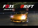 NFS Underground 2 FD3S Drift