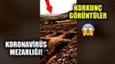 Kaynanam Öldü AKP Rezil Olsun Dedi Koronavirüs Mezarlığını Çekti
