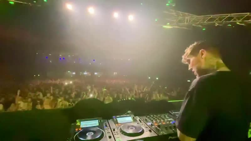 Ben Nicky plays Scooter vs Sikdope The Logical Rave Ben Nicky Mashup @ Don't Let Daddy Know UK 12 10 2019