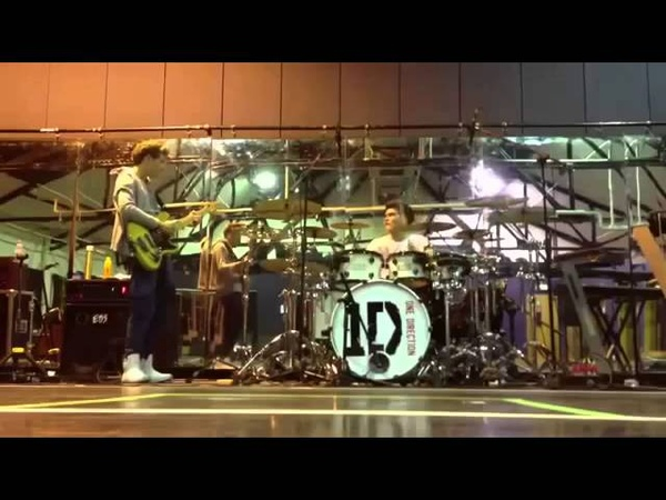 One Direction Niall Horan Stand By Me Guitar Cover With Josh Devine