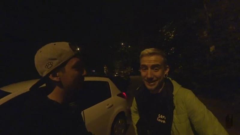 Saint-Petersburg @ KPD with Dub Head