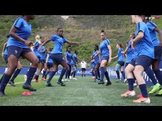U19 féminine, euro 2019 - france-chine pour terminer la préparation i fff 2019