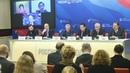 Заседание Временной комиссии СФ по защите государственного суверенитета