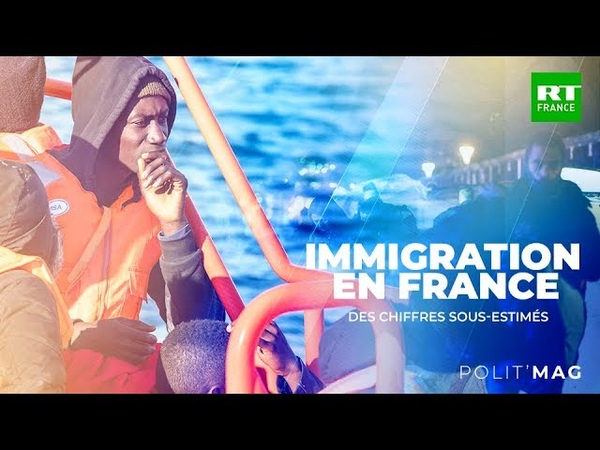 POLITMAG Immigration en France des chiffres faux