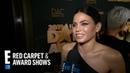 Jenna Dewan Explains Kelly Clarkson Throwback Pic | E! Red Carpet Award Shows