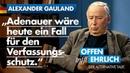 Hat mit einer sachlich fachlichen Entscheidung nichts zu tun Alexander Gauland