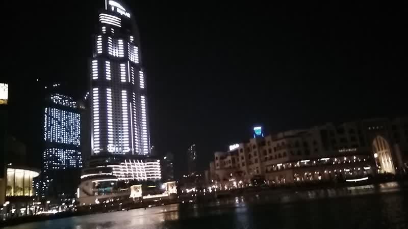 Дубай ОАЭ 2017 декабрь