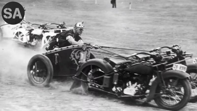 Мотоколесницы из прошлого в стиле Бен Гур плюс КОНКУРС