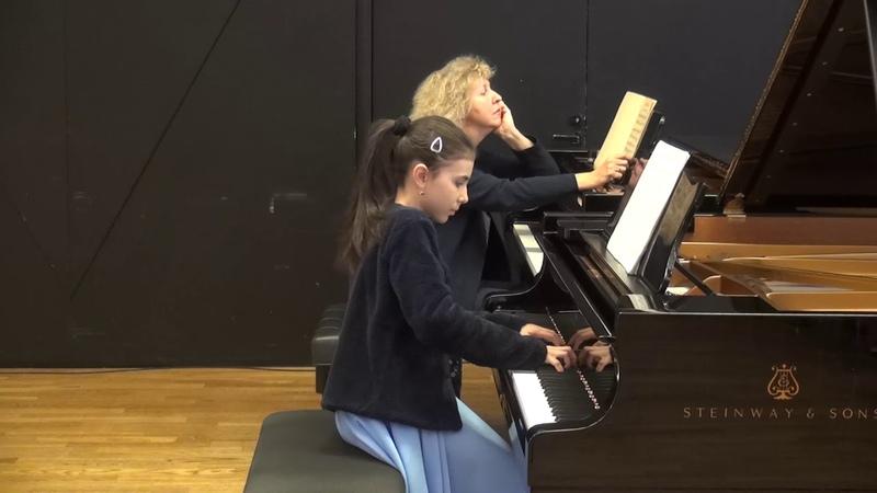 11 23 2018 M Marchenko A Dovgan' Tchaikovsky Children's Album EAMT Tallinn full version