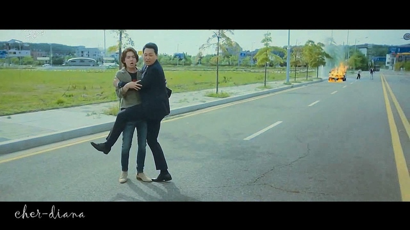 Jung Kyung Ho Park Sung Woong sweet bromance When the Devil Calls Your Name