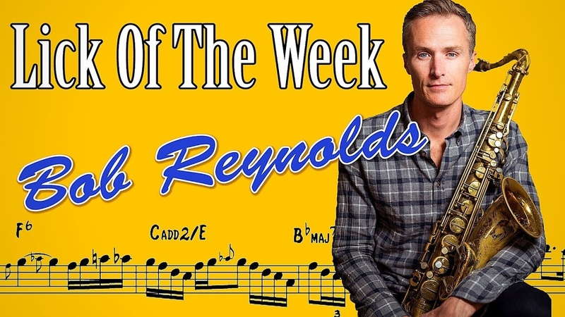 Bob Reynolds Lick Of the Week on Outlier by Snarky Puppy