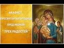 Акафист Пресвятой Богородице пред иконой «Трех радостей»