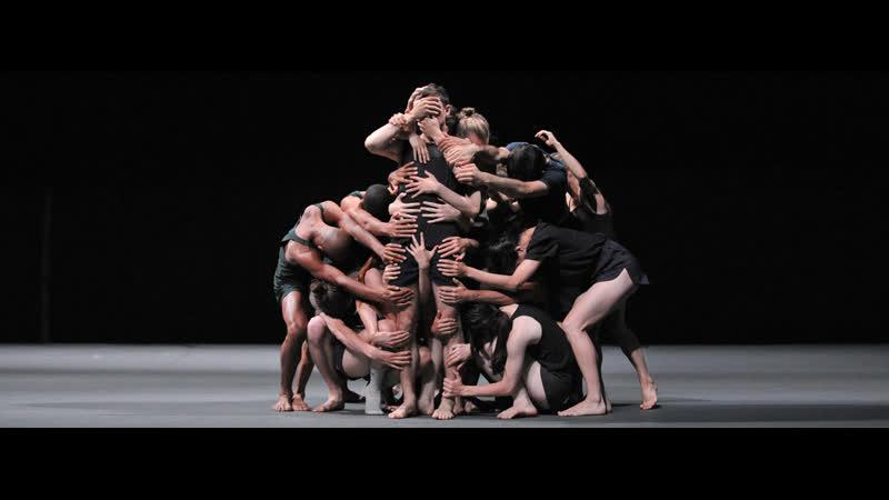 Last Work choreography by Ohad Naharin Batsheva Dance Company