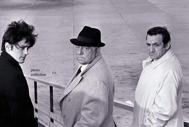 Незабываемые актеры французского кино