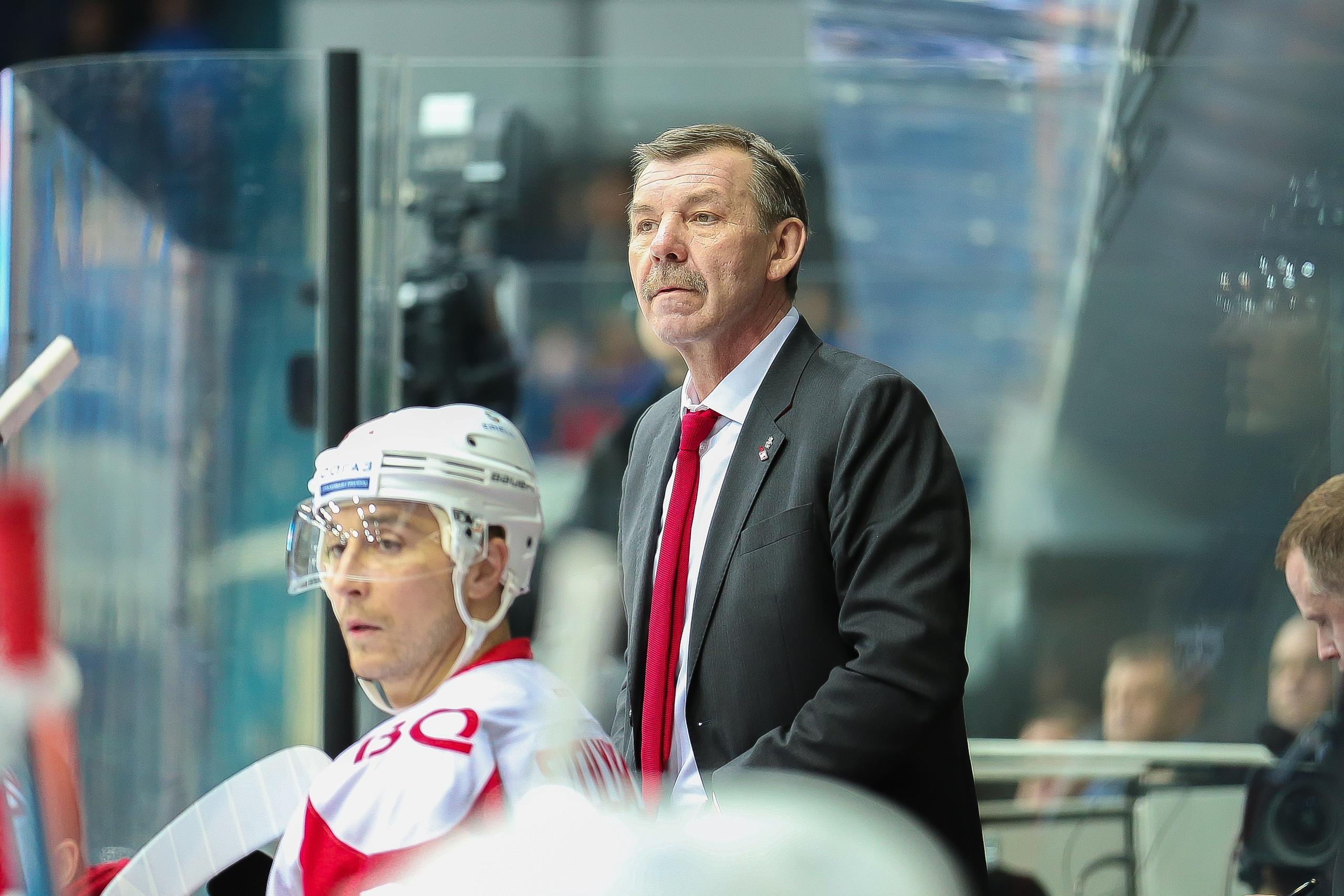 Олег Знарок: Ребята выполнили все, что от них требовалось