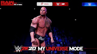 WWE 2K20 Universe Mode - Episode 15 - THE PEOPLE'S CHAMP