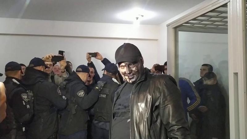 Активісти і Артур Сороченко Суд Хмельницький