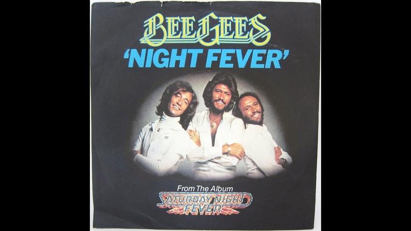 B̲ee Ge̲e̲s - N̲ight F̲ever Full Album 1977