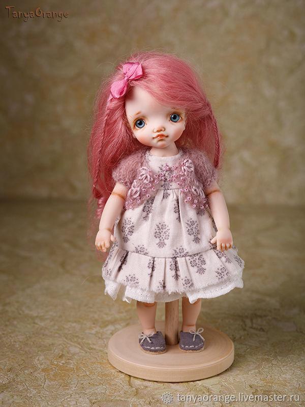 Авторские куклы TanyaOrange.