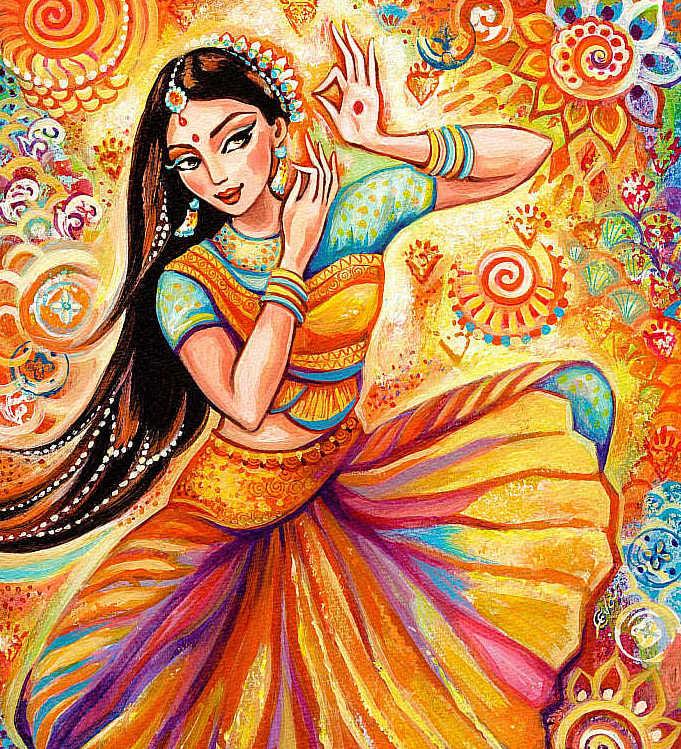 Афиша Калуга Индийские танцы в Калуге - набор на обучение