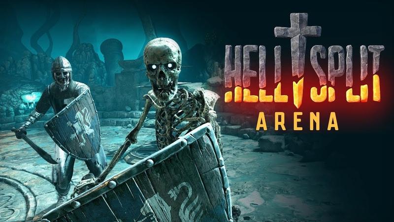 Hellsplit: Arena - Release Trailer