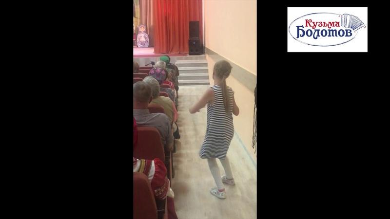 Народный ансамбль Россияночка, Геннадий Аксёнов и Маша Алфёрова!