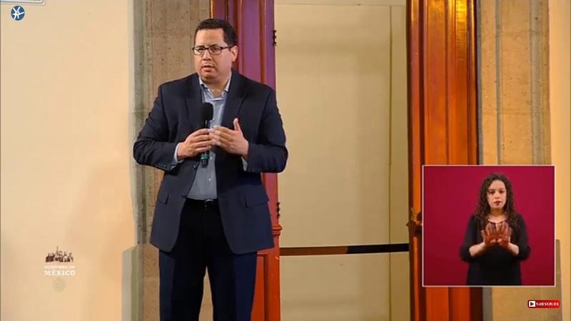 Conferencia Dr Hugo López Gatell 1 Julio 2020 GraciasPorCuidarnos NuevaNormalidad 🚦🚦🚦