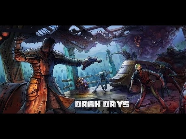 Dark Days Zombie Survival android game first look gameplay español
