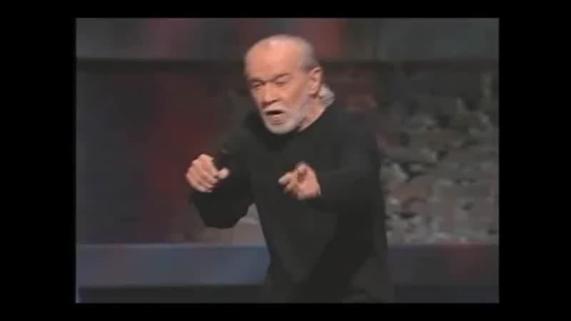 George Carlin Germs Immune