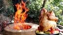 TANDIR KUYU FIRIN YAPIMI How to Build a Tandoor Oven in the Garden DIY